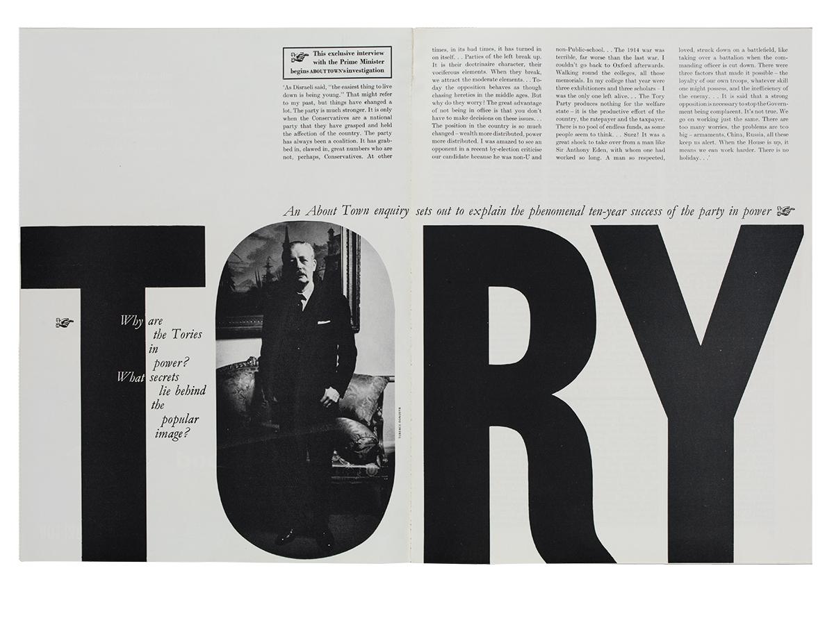 Tory magazine