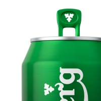 Carlsberg packaging