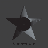 Jonathan Barnbrook's artwork for David Bowie album Blackstar