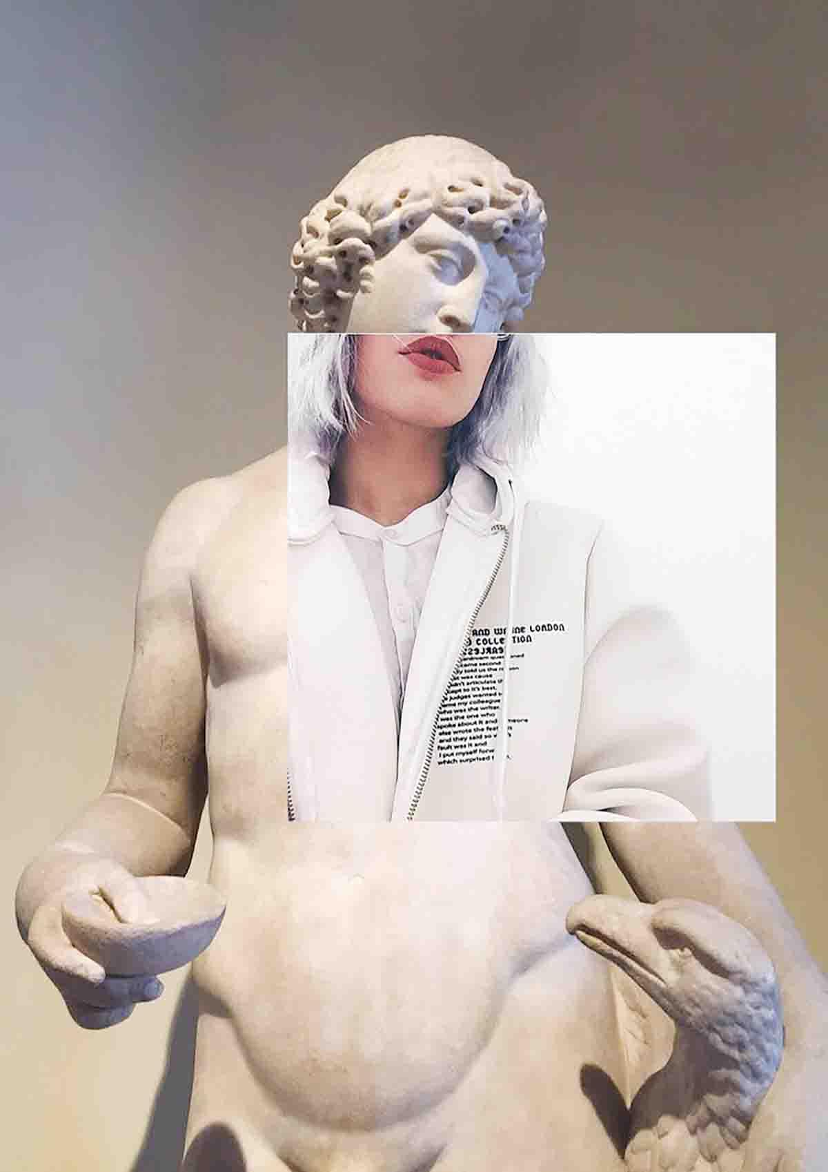 Mythology vs Fashion, by Cyprus Nderitu