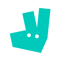 new Deliveroo logo