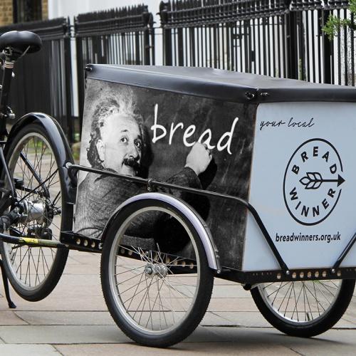 Einstein bike