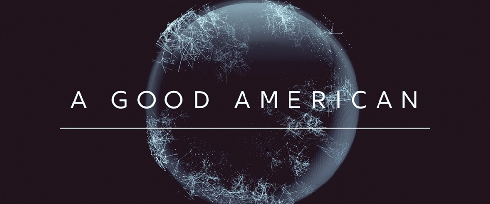Title sequence for A Good American by Up Creatives