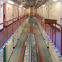HM Reading Prison. Image: Marcus J Leith, courtesy of Artangel