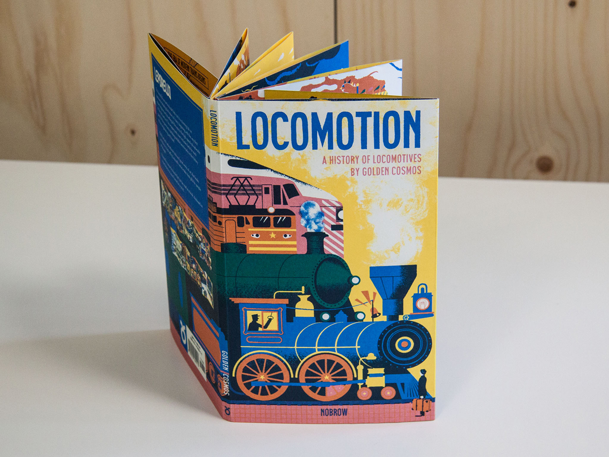 Locomotion Nobrow