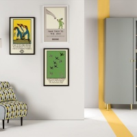 Made.com's Metroland range, a collaboration with TfL for designjunction