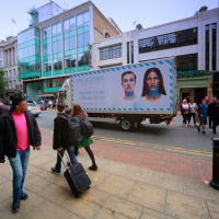 Channel 4 Humans second series marketing