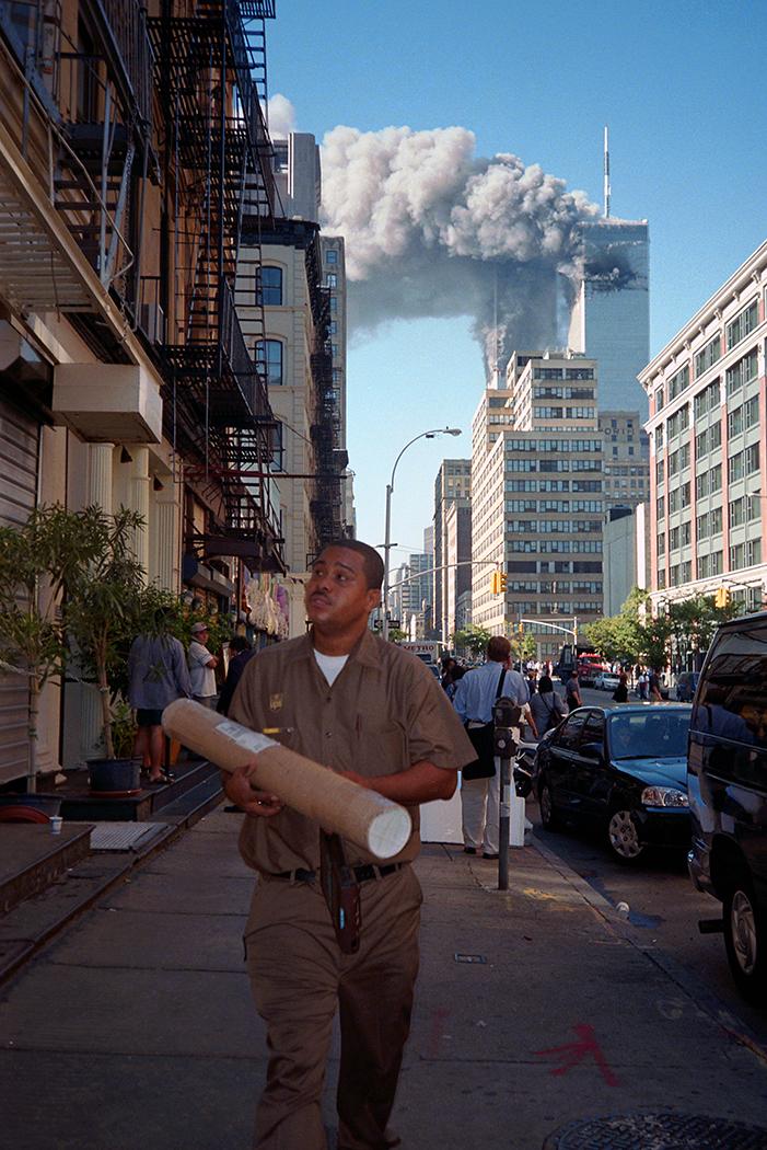 9/11 by Melanie Einzig