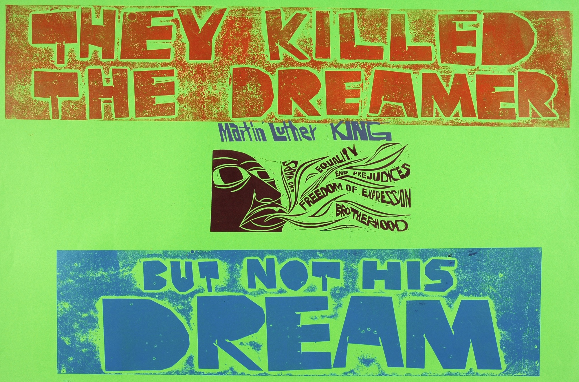 Paul Peter Piech-They killed the dreamer but not his dream-1979-CRsite