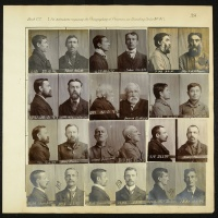 Photographs of prisoners from Reading Gaol, taken between 1885 and 1910. Images were sourced from the Berkshire Record Office