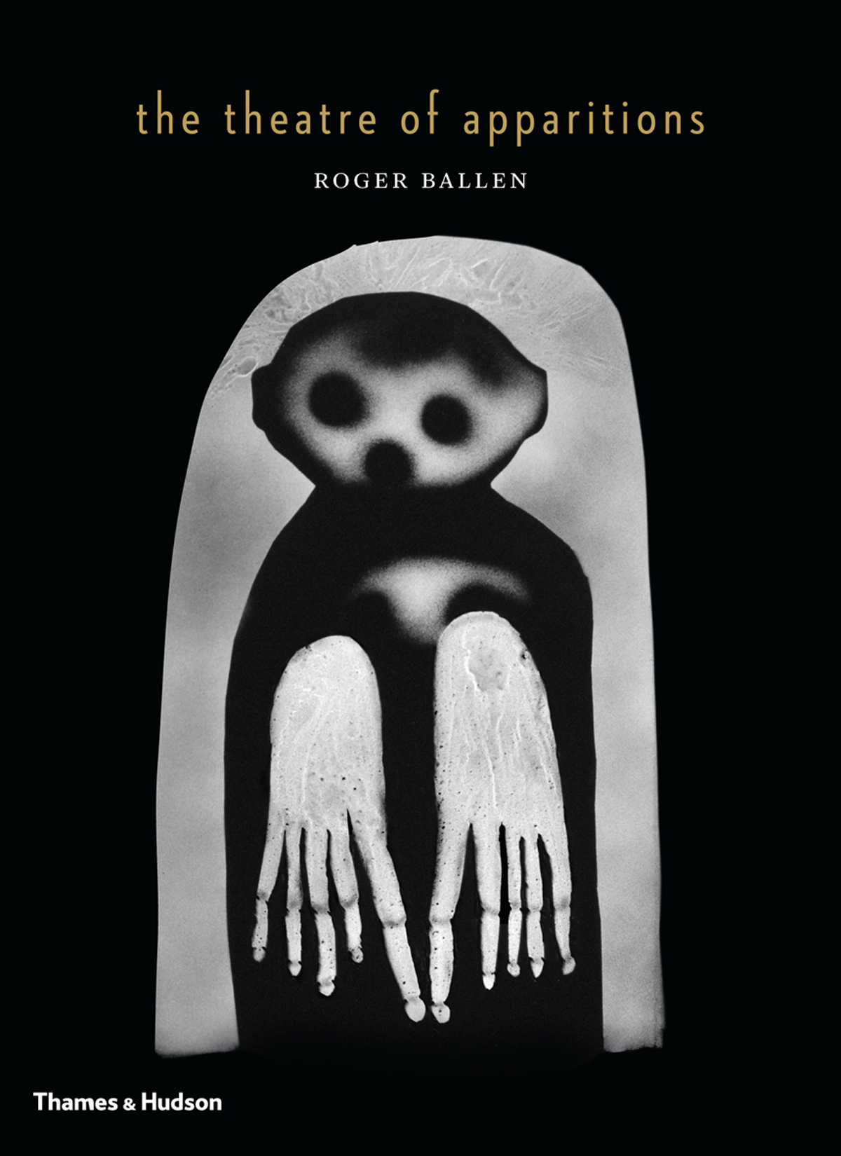 cover of Roger Ballen's new book