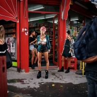Ewen Spencer for Brighton Photo Biennial