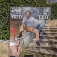 John Holt, 2000 Volts of Holt (Trojan Records, 1976), rephotographed in Holland Park, London W14, 39 years later. Photos © 2016 Alex Bartsch, courtesy One Love Books