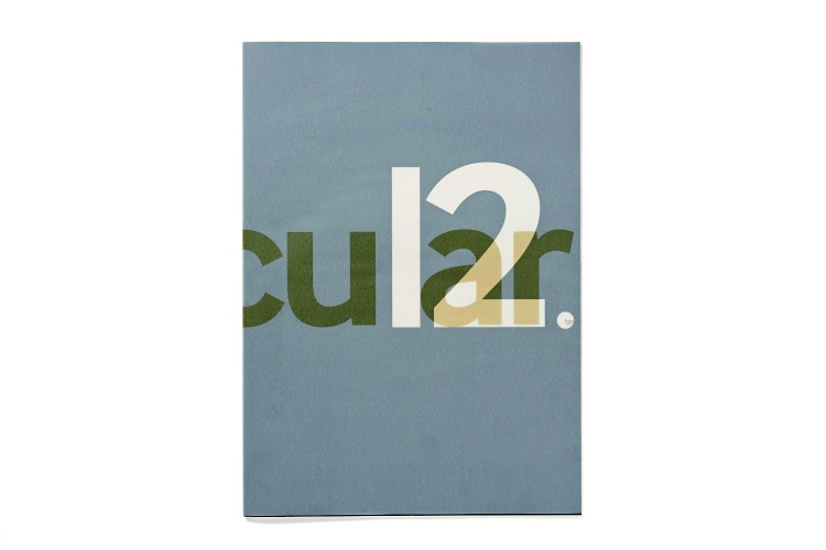 12 (2003), designed by Domenic Lippa and Joe Milner (Lippa Pearce)