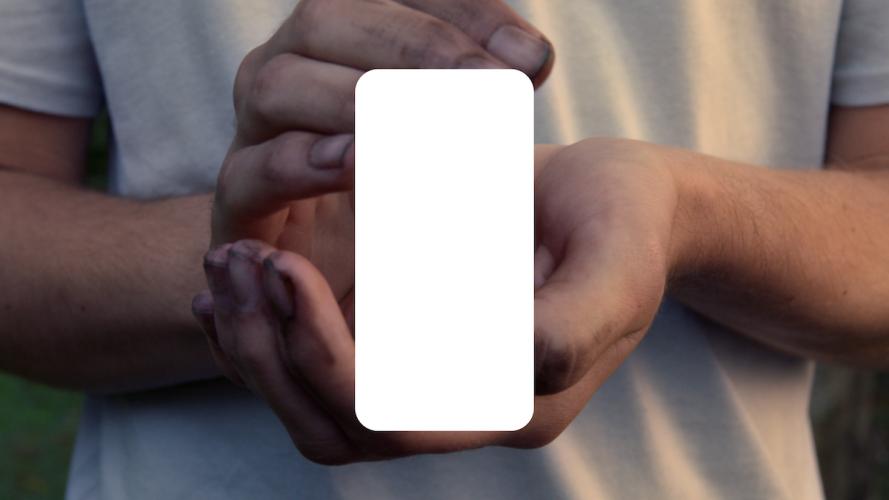 Google Pixel phone ad
