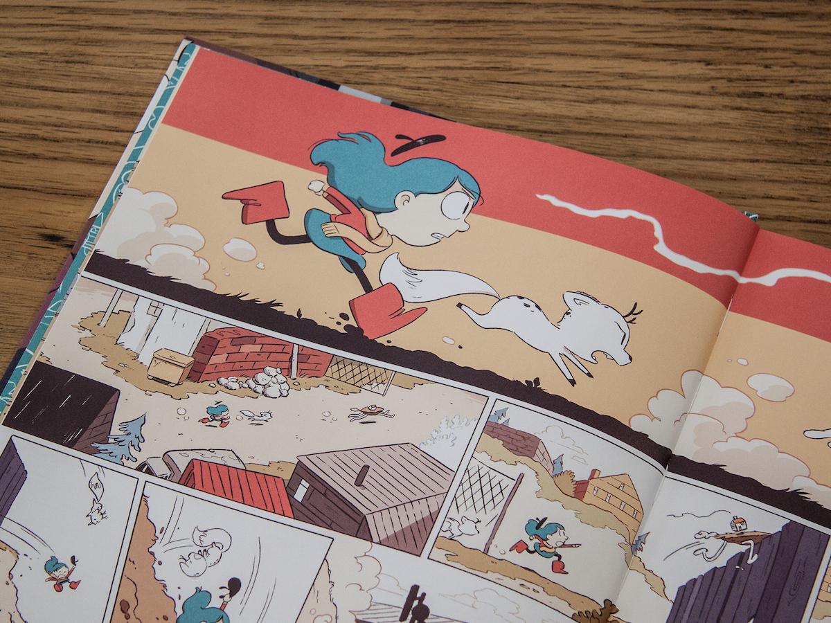 Hilda Flying Eye Books