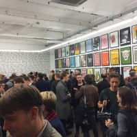 TypoCircle's 40th anniversary exhibition, Protein Gallery