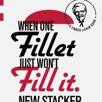 KFC poster ad