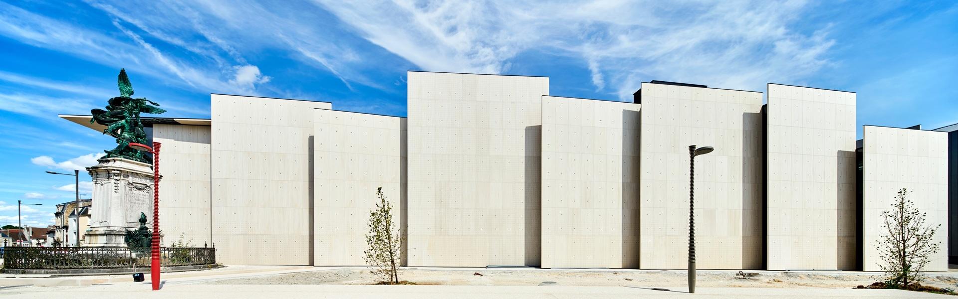 Inside Le Signe, France's new National Centre of Graphic Design