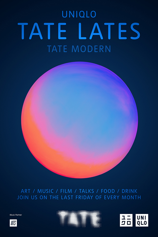 work village green looks to the moon for tate lates