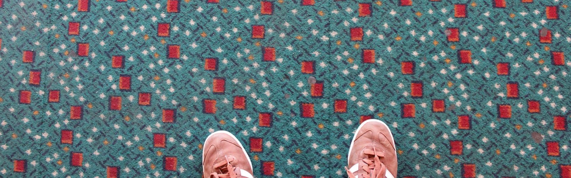 Knee Kicker Carpet Images Seam Repair