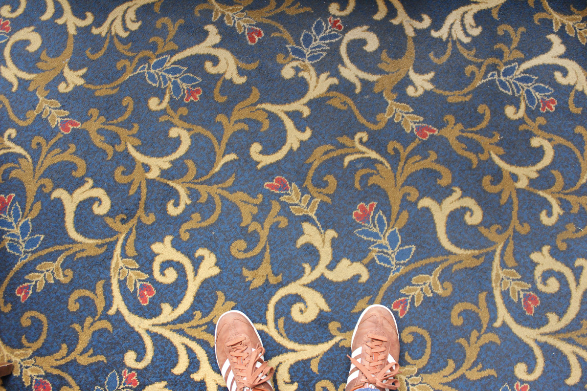 Wetherspoons Carpets An Appreciation Creative Review