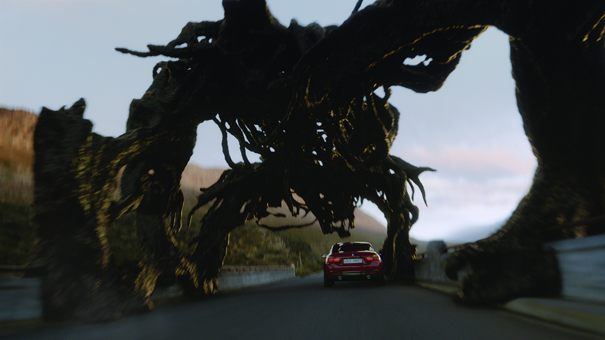 Framestore worked with JWT to create a series of pairs of CG creatures for Shell's Shapeshifter campaign – Corrosion and Gunk were also used in print ads