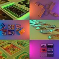 """Generation Gap"" - 100% CGI - Virtual Nostalgia, Personal Project"