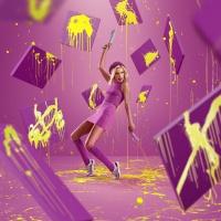 """""""KEEN UNEEK'"""" - Photographer: Tim Tadder, Digital Art + CGI: Mike Campau, Creative Direction: Michael Minter"""