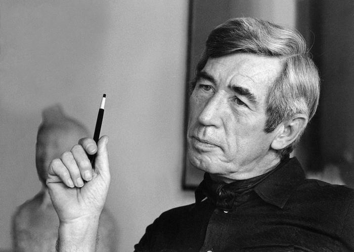photo Hergé, studio hergé, 1969 1
