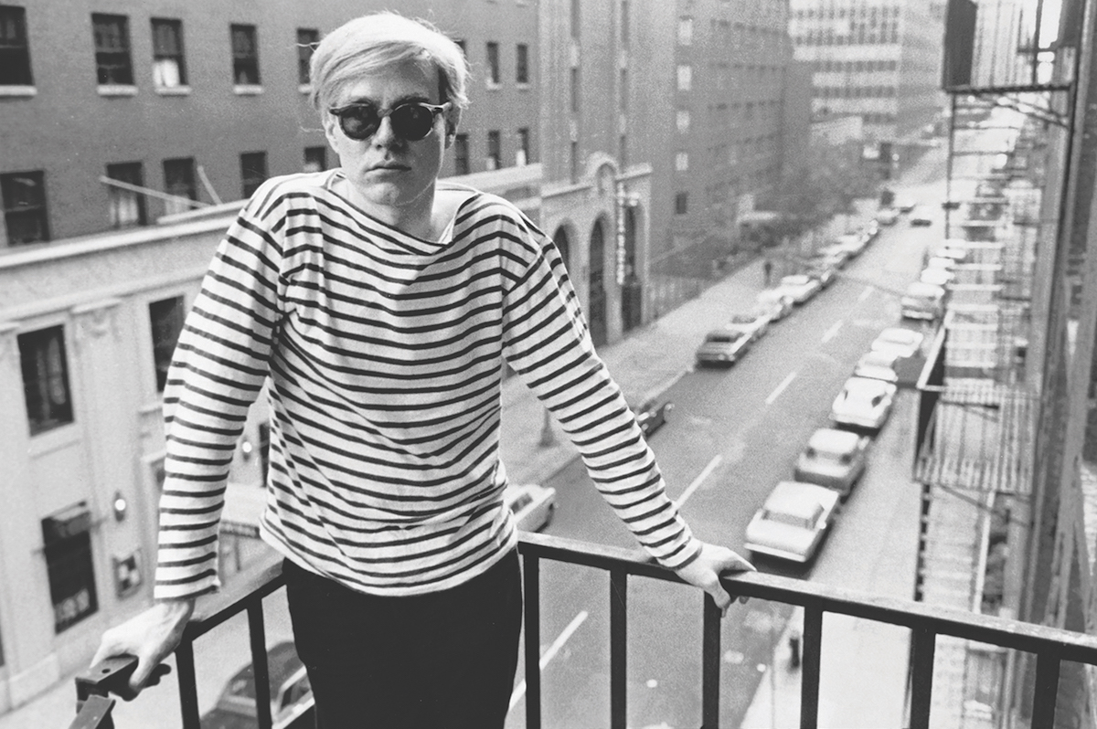 Inside Andy Warhol's Factory