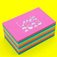 Visual identity for Leeds' bid to be the European Capital of Culture in 2023