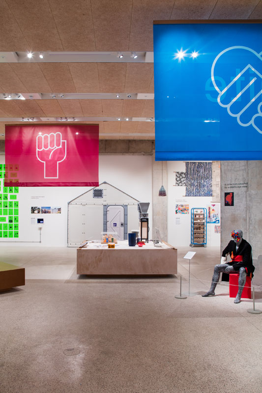 Beazley Designs of the Year at the Design Museum. Image: Luke Hayes