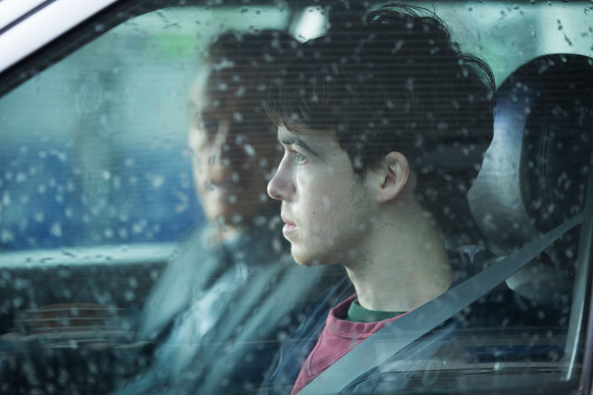 Black Mirror Alex Lawther in episode 3, 'Shut Up and Dance'