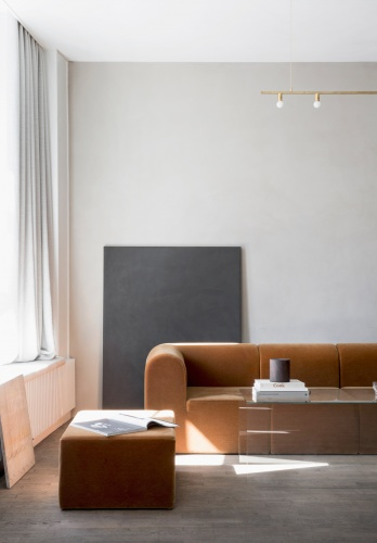 Kinfolk's gallery and office space in Copenhagen