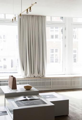 Kinfolk's gallery and office space in Copenhagen