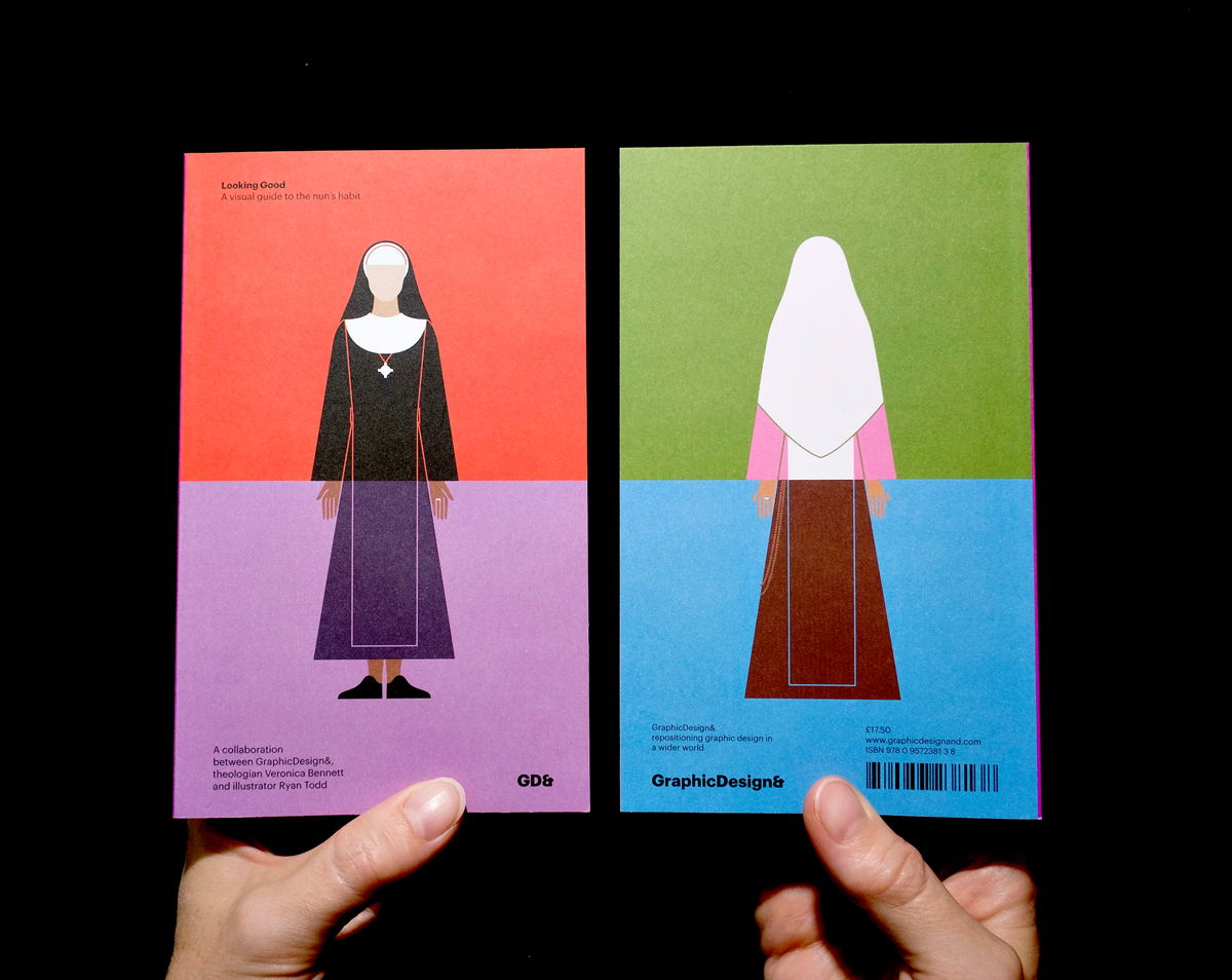 Cover of Looking Good: A visual guide to the nun's habit