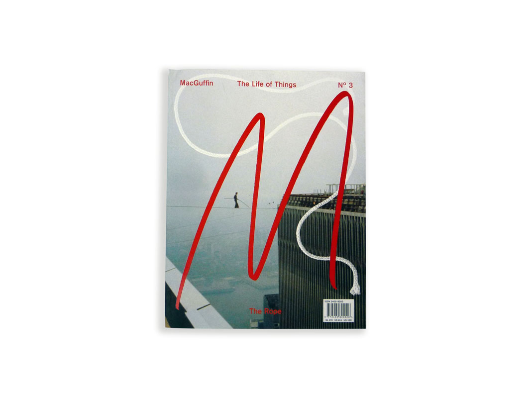 Amsterdam title MacGuffin was named Magazine of the year