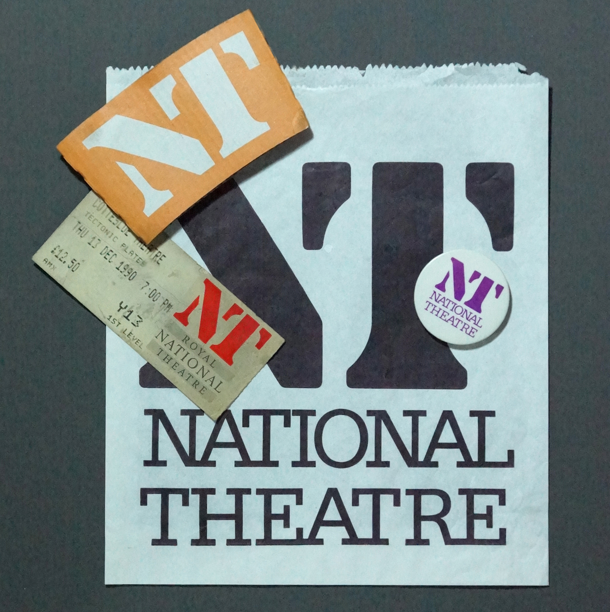 national theatre logo in use