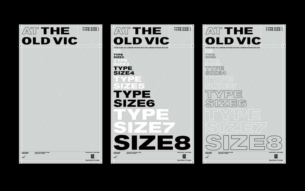 Poster design grid - A Grid System Created For Posters