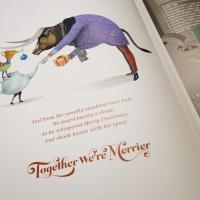 Fortnum & Mason Christmas brochure