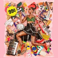 Santigold - 99c. Cover image by Photographer Hal