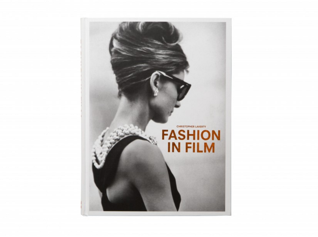 The cover of Fashion in Film
