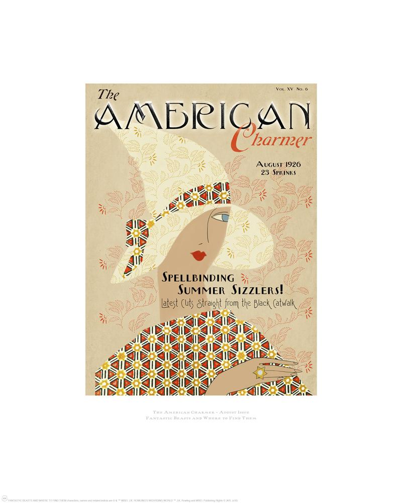 The American Charmer magazine