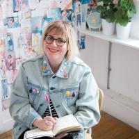Lazy Oaf founder Gemma Shiel