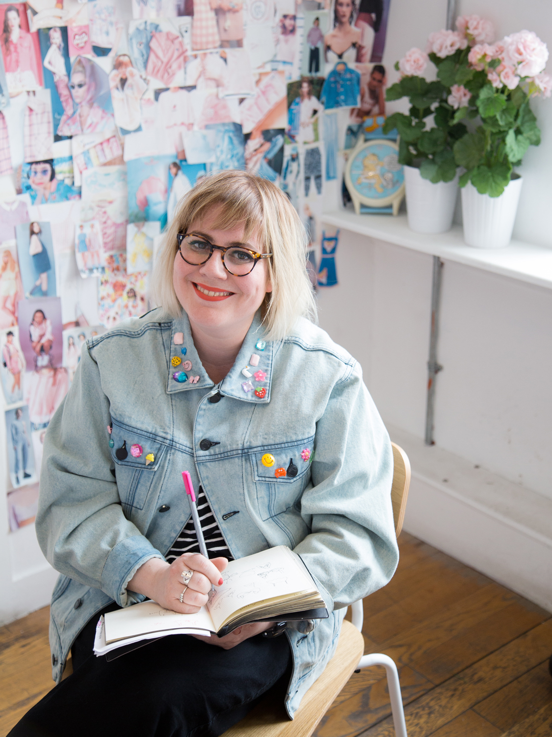 Lazy Oaf founder Gemma Shiel