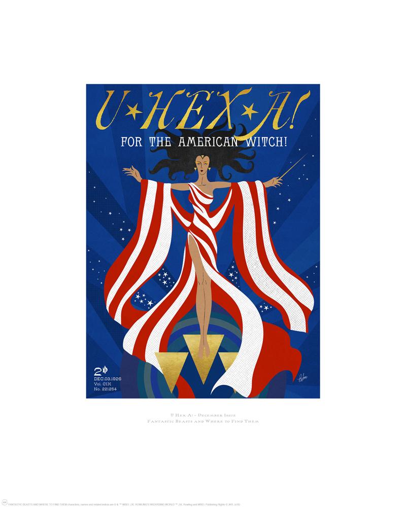 Uhexa magazine