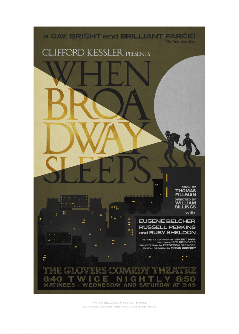 Poster design ks3 - Poster Designed For 1920s New York