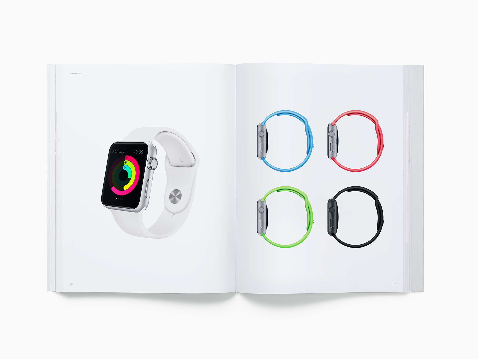 Designed in california a history of apple product design for Apple coffee table book