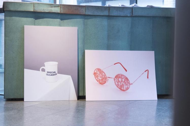 PUTPUT's exhibition at Graphic Design Festival Scotland